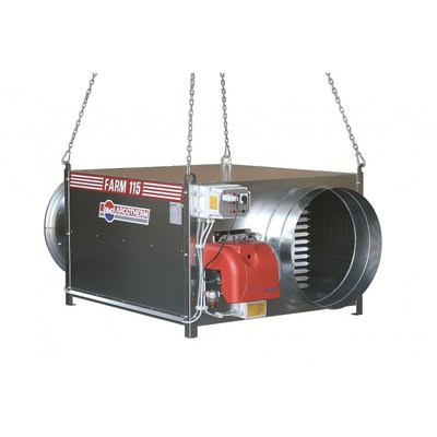 Arcotherm 150M/T Suspended Farm Heater (150kw) - Gas