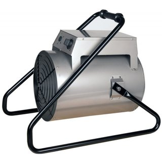 Dania LB IP54 Portable Electric Fan Heater - 3 Phase