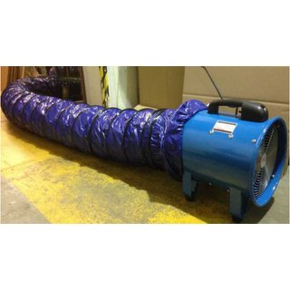 Broughton VF400 Extractor Fan Ducting