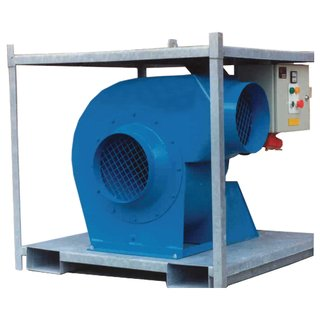 Broughton VF25K Industrial Ventilation Fan