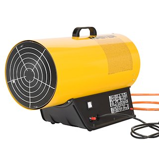 Master BLP 73M Direct LPG Gas Heater - Dual Voltage