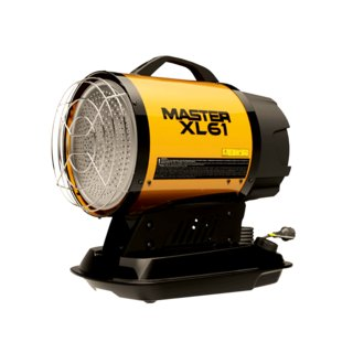 Master XL61 - Infrared Space Heater - 110v/240v