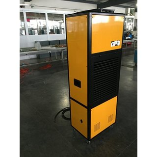 Master DH 7160 Industrial Dehumidifier 3 Phase