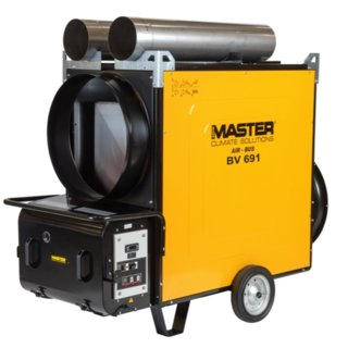 Master BV 691 FS Airbus - Indirect Space Heater - 240v