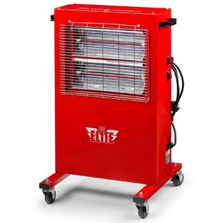 Elite Heat Quartz Infrared Heater - 240v / 110v