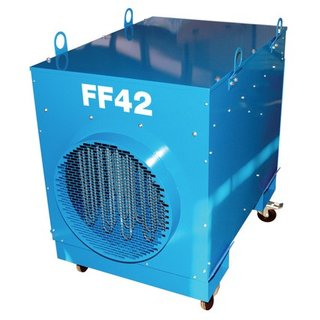 Broughton FF42 - Industrial Electric Heater - 3 Phase