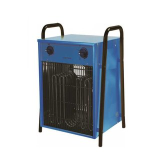 Broughton IFH9 - Industrial Electric Fan Heater - 3 Phase