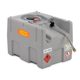 Cemo DT-Mobile Easy Fuel Tanks