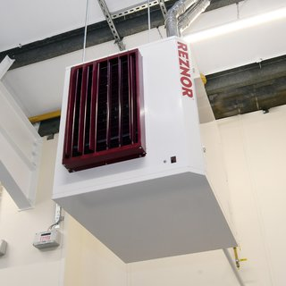Reznor UDSA050 Suspended Gas Fired Unit Heater
