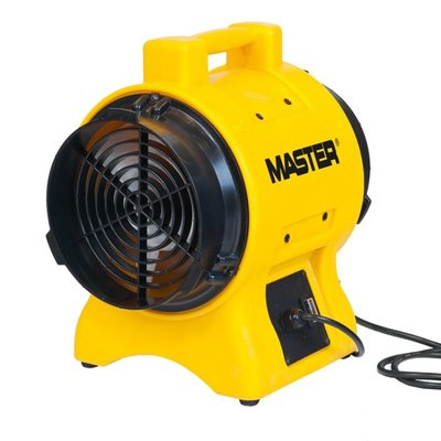 Master BL 4800 Compact Plastic Air Circulator Fan