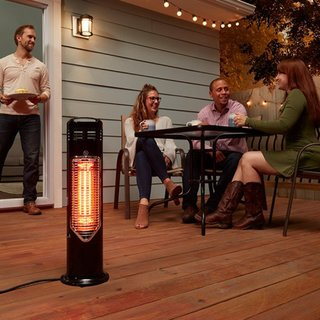 Mensa Heating Imus - Mini Electric Infrared Patio Heater