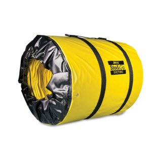 Dri Eaz 7.6m Sto and Go Ducting