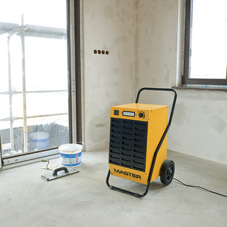 Master DH 44 Professional Dehumidifier - Dual Voltage