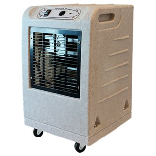 EBAC RM40P Heavy Duty Refrigerant Dehumidifier with Condensate Pump 230v