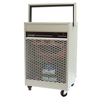 EBAC CD35P Heavy Duty Refrigerant Dehumidifier with Condensate Pump 230v