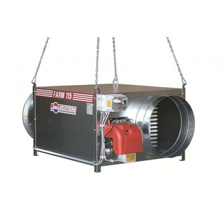 Arcotherm 115M/T Suspended Farm Heater (115kw) - Diesel Oil